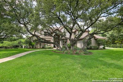 Shavano Park TX Single Family Home New: $874,900