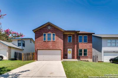 San Antonio Single Family Home New: 13207 Lost Lake Dr