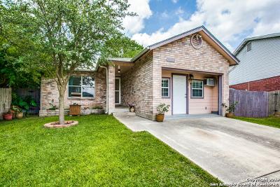 San Antonio Single Family Home New: 9407 De Chene