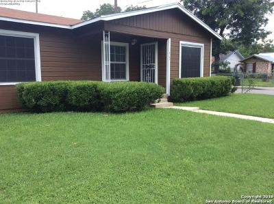 San Antonio Single Family Home New: 5103 Caden Dr