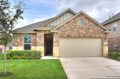 Bexar County Single Family Home New: 13825 Bellows Path