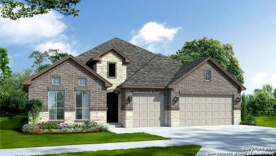 Cibolo Single Family Home New: 109 Waterford