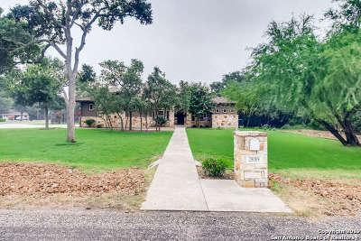 San Antonio Single Family Home New: 28009 Wooded Acres