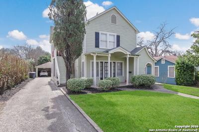 San Antonio Multi Family Home New: 228 W Norwood Ct