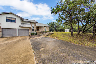Boerne Single Family Home For Sale: 27218 Bent Trail