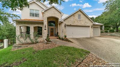 Stone Oak Single Family Home For Sale: 414 Flintlock