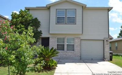 San Antonio Single Family Home New: 7306 Azalea Sq