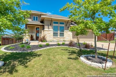 Bulverde Single Family Home For Sale: 32105 Cardamom Way