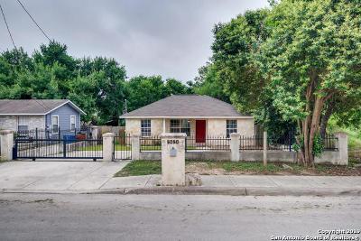 San Antonio Single Family Home Price Change: 5048 Cannon Dr
