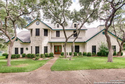 San Antonio Single Family Home For Sale: 2246 Estate View Dr