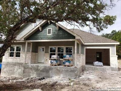 Canyon Lake Single Family Home For Sale: 1341 Fm 3424