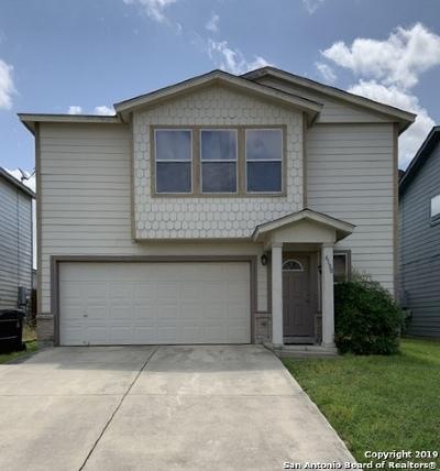 San Antonio Single Family Home New: 4530 Rothberger Way