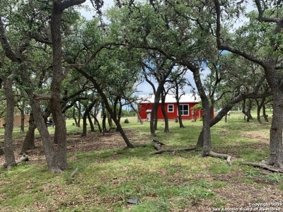 Boerne Single Family Home For Sale: 927a Fm 473