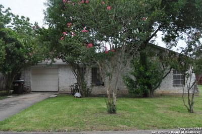 San Antonio Single Family Home New: 6431 Trotter Ln
