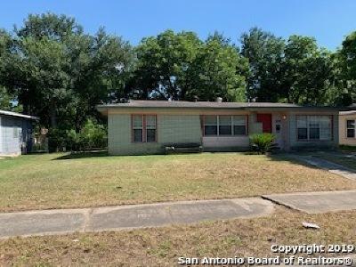 San Antonio Single Family Home New: 438 Basswood Dr