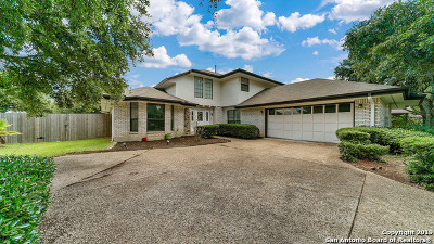 San Antonio Single Family Home New: 6219 Sugar Creek St
