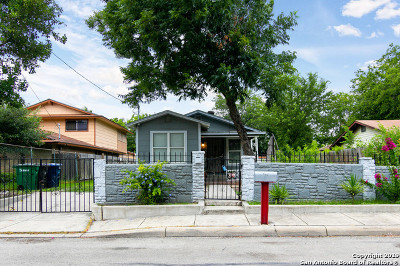San Antonio Single Family Home New: 1931 W Mayfield Blvd