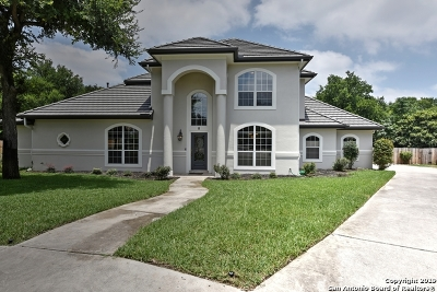 San Antonio Single Family Home For Sale: 8 Cobham Way
