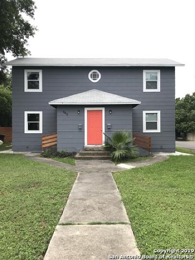 San Antonio Multi Family Home New: 946 W Magnolia Ave