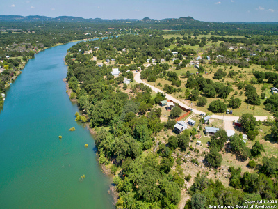 Bandera Residential Lots & Land For Sale: 112 Lakeshore Ln