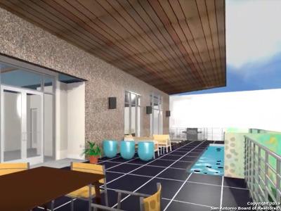 San Antonio Condo/Townhouse New: 210 W Peden #118