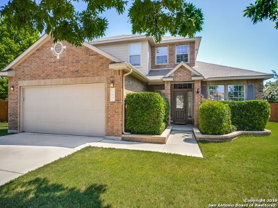 Boerne Single Family Home For Sale: 103 Deerwood Oaks