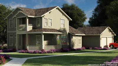 San Antonio Single Family Home New: 931 Hays St