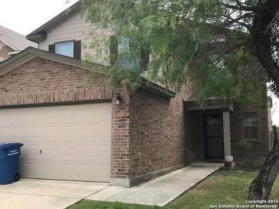 San Antonio Single Family Home New: 9618 Pleasanton Bf