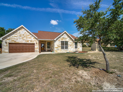 Spring Branch Single Family Home For Sale: 1802 Rustic Oak Ln