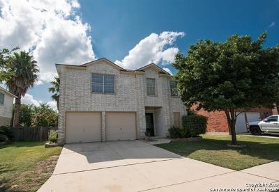 San Antonio Single Family Home New: 7923 Cerezo