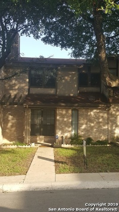 San Antonio Single Family Home New: 12006 Vista Nogal St #3A