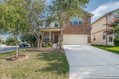 San Antonio Single Family Home New: 109 Katherine Way
