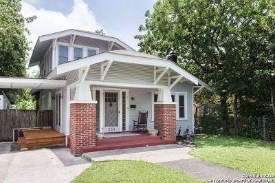 Single Family Home Price Change: 530 Fulton Ave