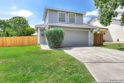 San Antonio Single Family Home New: 7907 Coastal Run