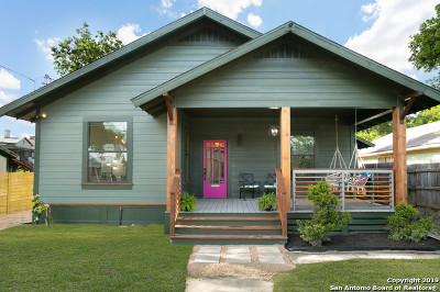 San Antonio Single Family Home New: 317 Mason St