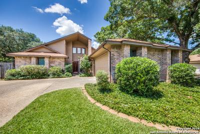 San Antonio Single Family Home New: 1715 Encino Crest
