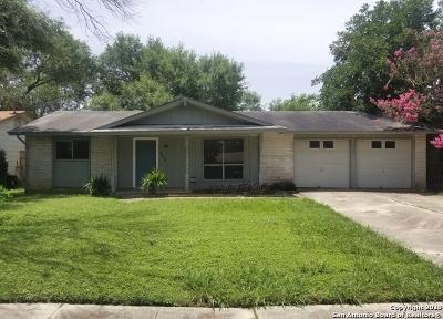 San Antonio Single Family Home New: 9406 Bear Creek Dr