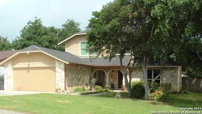 San Antonio Single Family Home New: 1003 Hayloft Ln