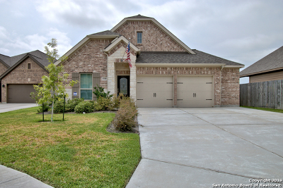 Seguin Single Family Home For Sale: 3048 Coral Sky