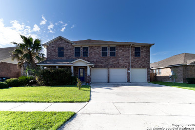 Cibolo Single Family Home Active RFR: 105 Lieck Cove