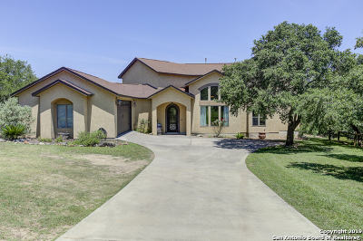 New Braunfels Single Family Home For Sale: 213 Northridge
