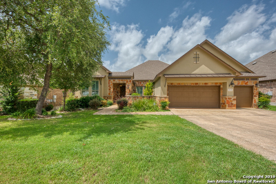 Helotes Single Family Home Active Option: 10438 Valle Alto