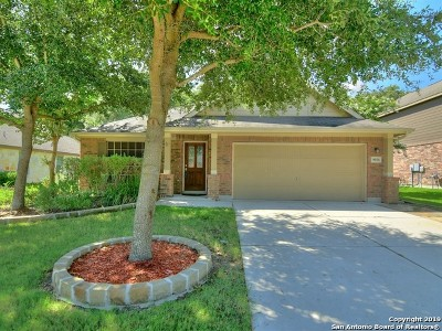 Schertz Single Family Home Price Change: 9016 Gila Bnd