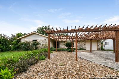 San Antonio Single Family Home For Sale: 5226 Village Row