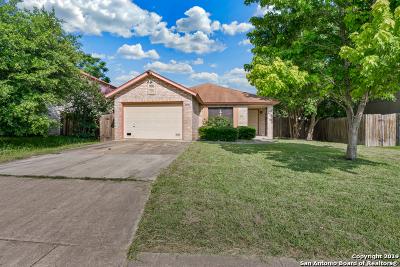 San Antonio TX Single Family Home For Sale: $170,000