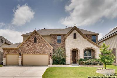 San Antonio Single Family Home Active Option: 11518 Sweet Destiny