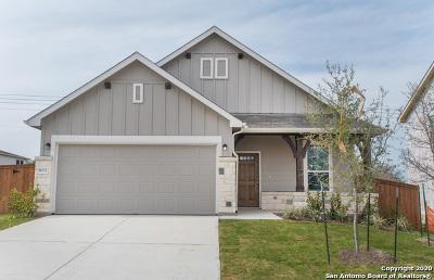 Schertz Single Family Home Price Change: 6033 Grayson Cliff