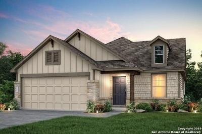 Schertz Single Family Home Price Change: 6343 Tarant Hill