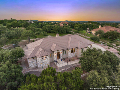 Boerne Single Family Home For Sale: 116 Cabin Springs