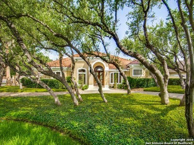 Shavano Park Single Family Home Back on Market: 310 Harvard Oak